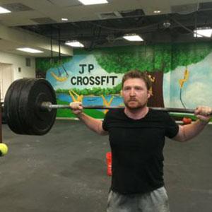 Isaac CrossFit Trainer Near Jamaica Plain