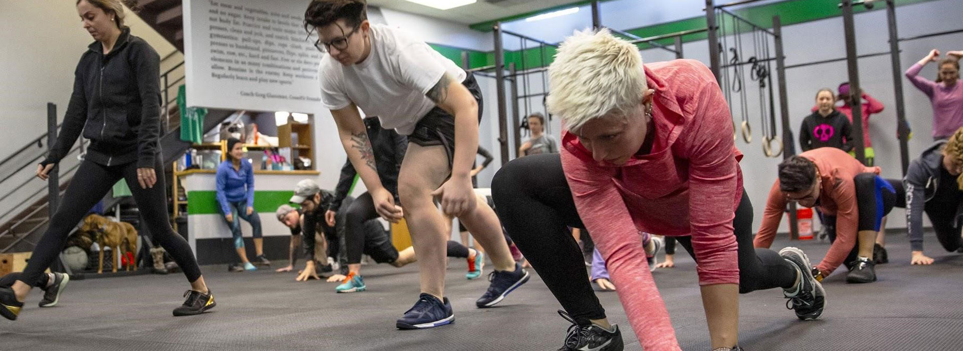 Best Fitness Training Near Rosindale Is At JP CrossFit